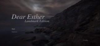 Cover - Dear Esther: Landmark Edition