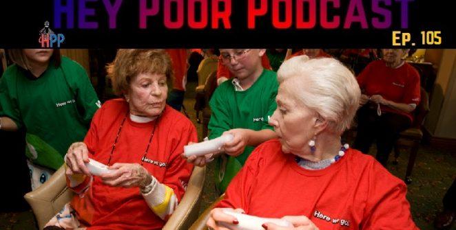 Album Art for Hey Poor Podcast Episode 105